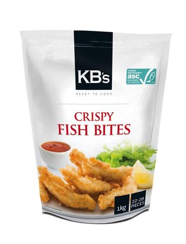 KBs Basa Crispy Bites 3D