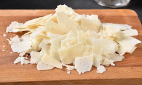 Shaved Parmesan