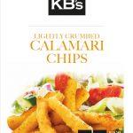 Calamari Chip Crumbed KB