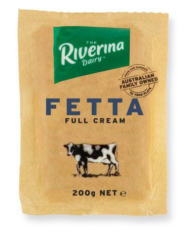 FETTA CHEESE 200G RIVERIENA
