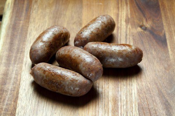 Fresh Italian Fennel Sausages