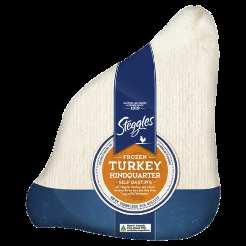 Frzn Turkey Hindquarters