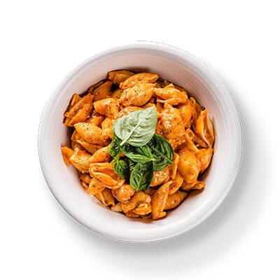 Garlic Noodle Pasta Salad T