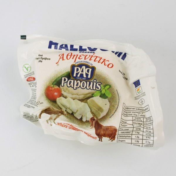 Goats cheese Retail Haloumi