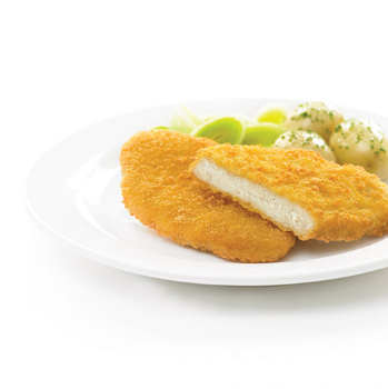 Inghams crumbed chicken breast 120g