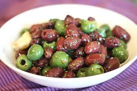 Mixed Marinated Olives 2kg