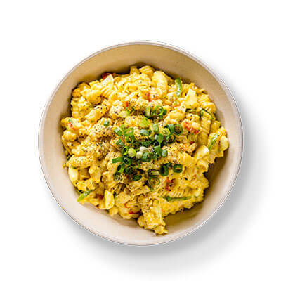 Mustard Egg Pasta