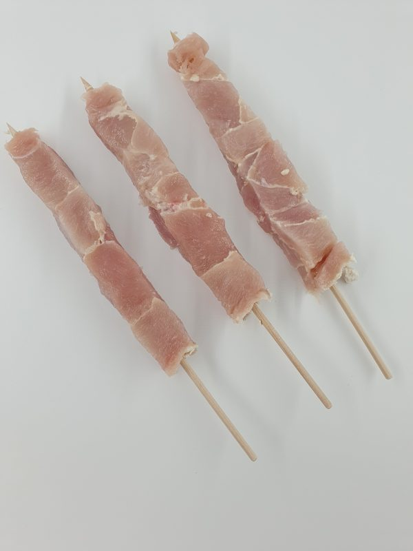 Plain Breast Kebabs