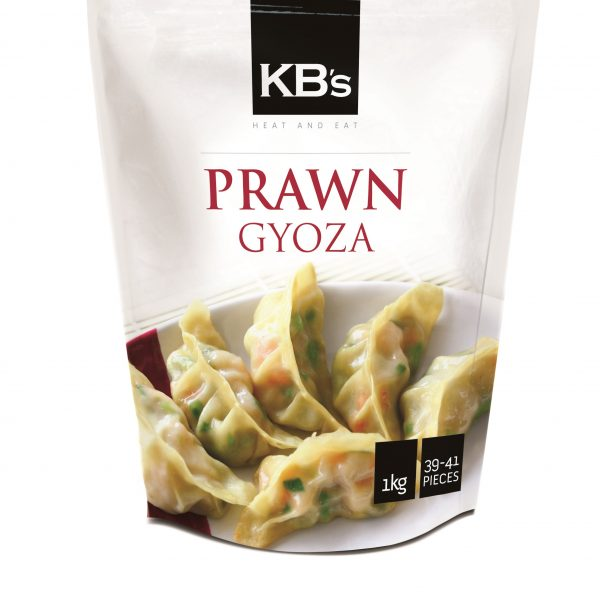 Prawn Gyoza KBs High Res