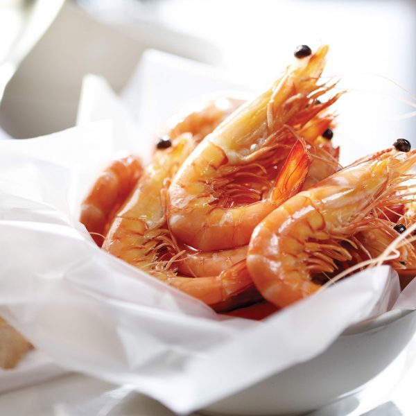 Prawn Whole Cooked Vannamei