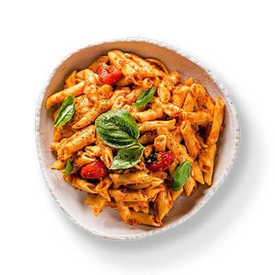 Red-Pesto-Pasta