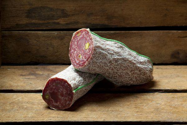 Salameal Prosciutto Pistachio