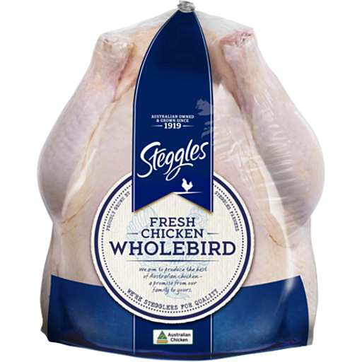 Steggles Blue E Bag Chicken
