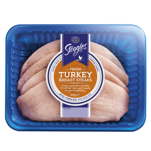 Steggles Turkey Breast Fillet