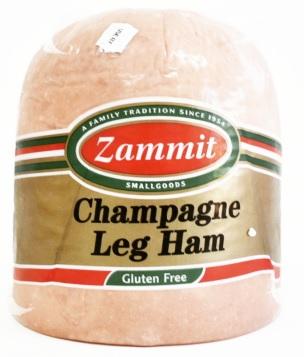 champagne ham zammit
