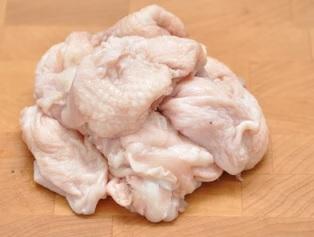 chicken skins