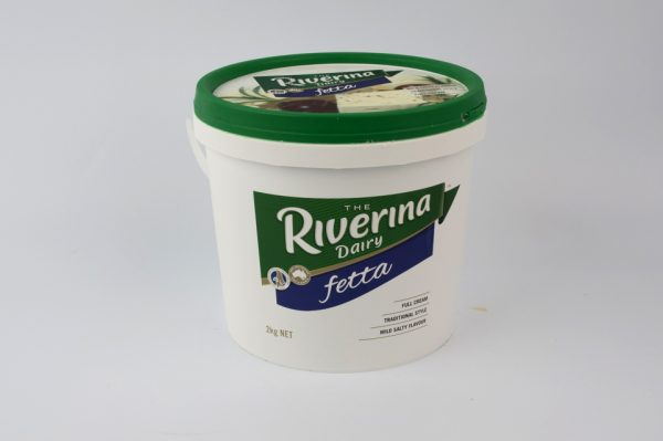 fetta 2kg tub riveriena