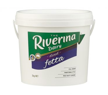 fetta diced riveriena