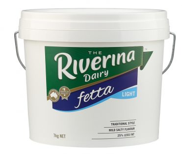 FETTA REDUCED FAT RIVERINA 7KG