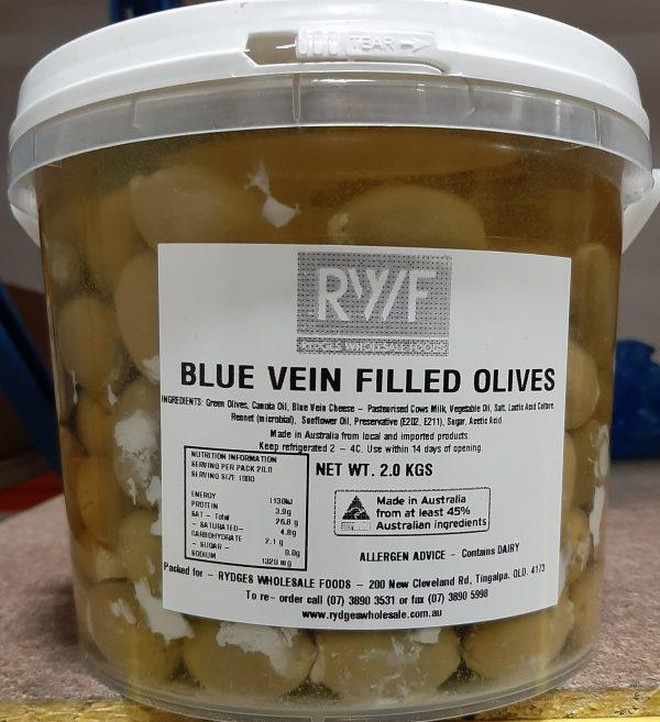 olives-blue vein filled 2k bucket