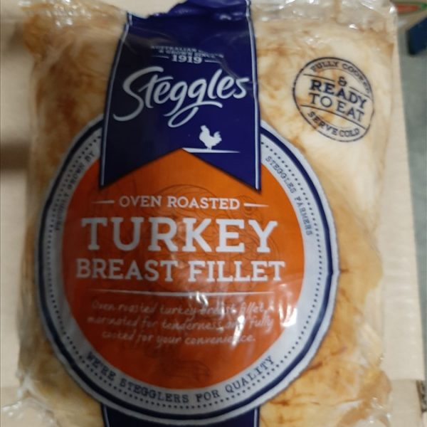 roasted turkey breast steggles