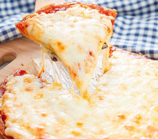 shredded pizza blend