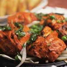 tandoori roasting chicken pieces