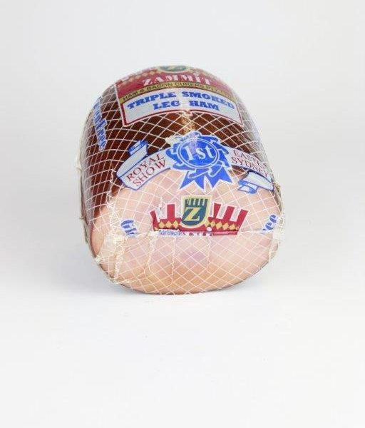 triple smoked ham zammit