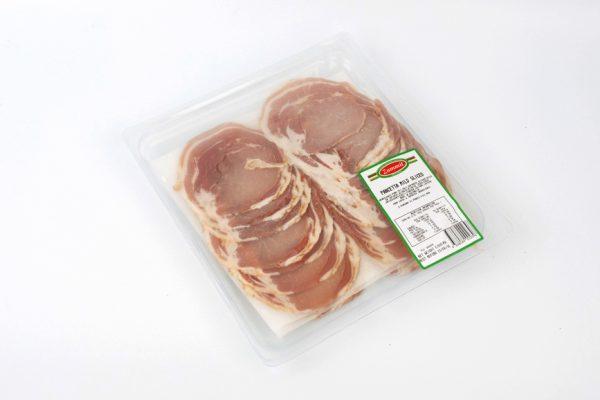 zammit pancetta mild sliced