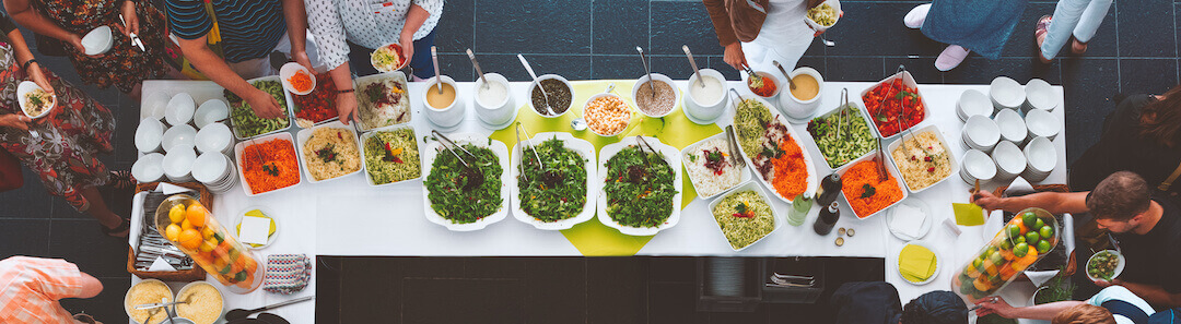 Food For Catering Businesses